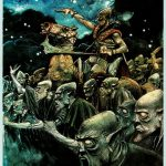La mort d'Orion d'Enki Bilal