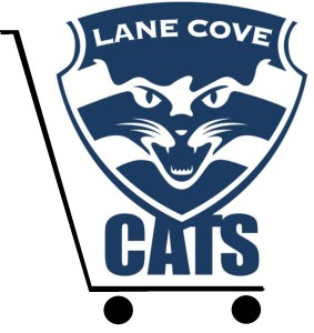 Lane Cove Cats SHOP Logo