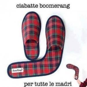 ciabatta boomerang