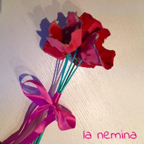 Mazzo di fiori per la festa della mamma