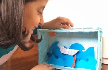 scatola del mare 2