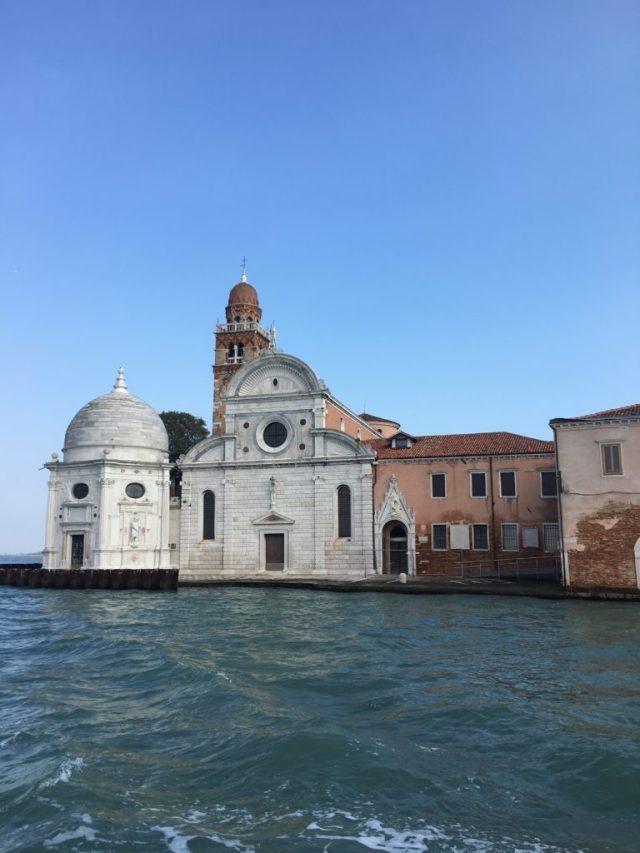 L'isola di San Michele