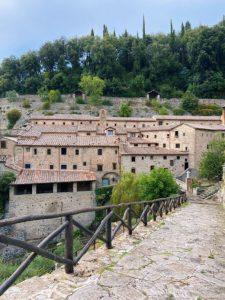 Celle di San Francesco Cortona