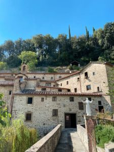 Eremo Celle San Francesco, Cortona