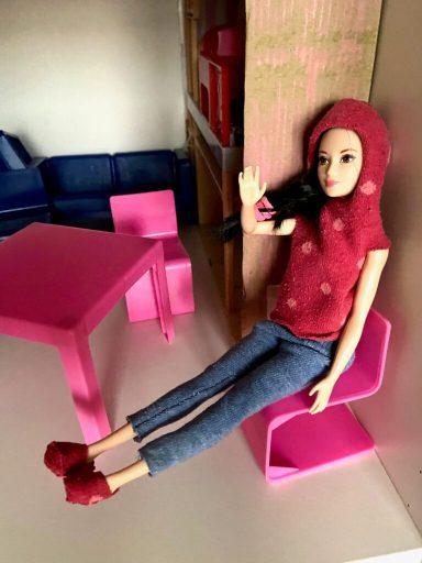 barbie lockdown