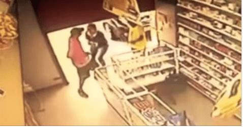 Joven mata a un hombre que intentaba asaltar una tienda en Brasil