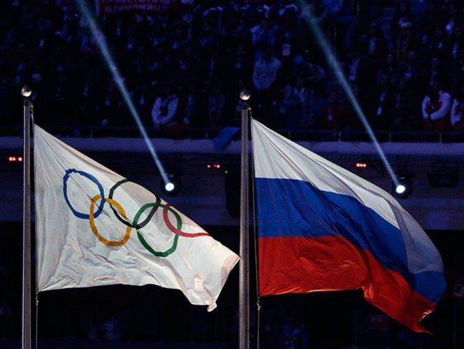 Rusia acepta plan del COI; si hay faltas que castiguen, dicen