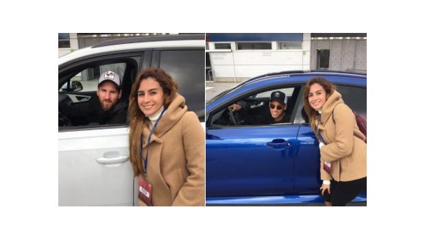 Tunden en redes sociales a Messi y Neymar por desaire a Paola Espinosa