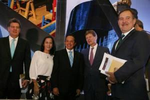 Carlos Joaquín Gobernador de Quintana Roo: impulsaremos el turismo con medidas sustentables.