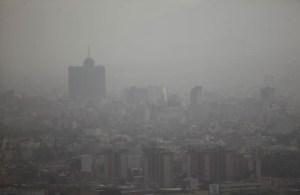 Alta contaminación en cinco municipios mexiquenses esta noche