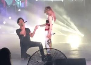 Belinda baila 'El Sapito' con Criss Angel