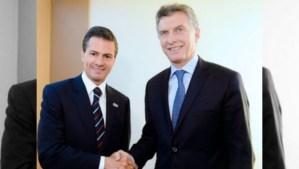 Presidente de Argentina expresa solidaridad con México ante nuevo gobierno de EU