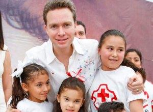 Manuel Velasco Coello convoca a contribuir con la Cruz Roja en su colecta nacional
