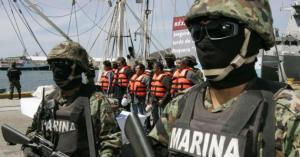Fuerzas Armadas trabajan para garantizar seguridad de mexicanos: Marina