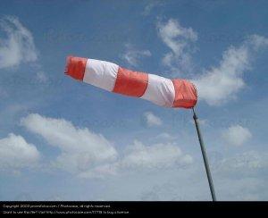 Alerta amarilla en Ciudad Juárez por fuertes ráfagas de viento