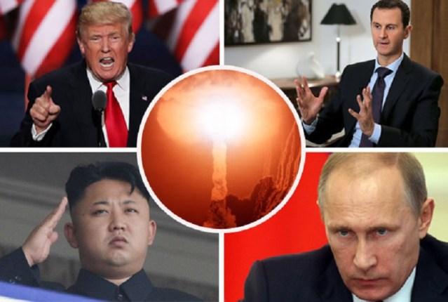 Predice místico que la Tercer Guerra Mundial iniciará el 13 de mayo