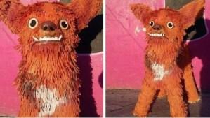 ¡Chilaquil ahora es piñata!