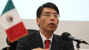 Relación entre Japón y México está en desarrollo: Akira Yamada
