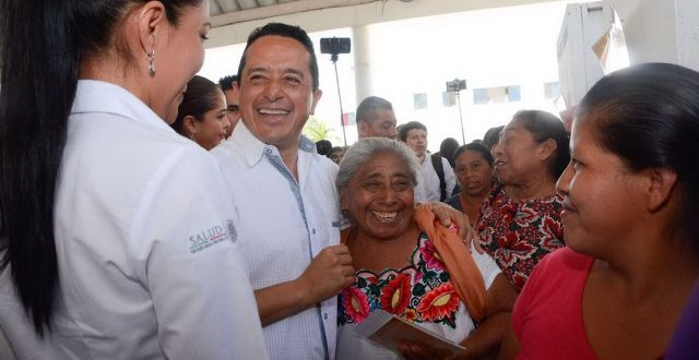 """Programa """"Médico en tu casa"""" transforma calidad de vida en zonas mayas"""