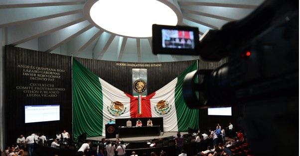 Congreso de Quintana Roo  pide que no protejan a magistrados de juicio político