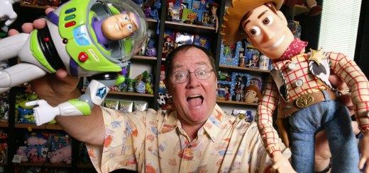 John Lasseter (Pixar - Disney)
