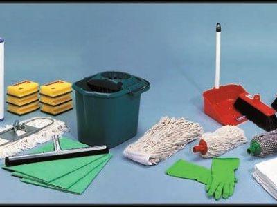 Hostelería: Limpieza y accesorios