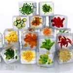 Verduras congeladas: una opción saludable.