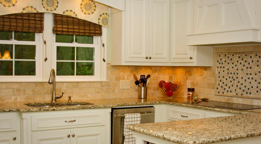Kitchen from Cedar Springs Project