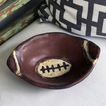 Football Pottery