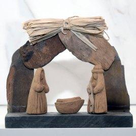 Nativity Driftwood