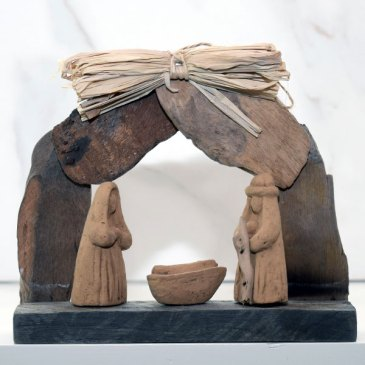 Nativity Driftwood