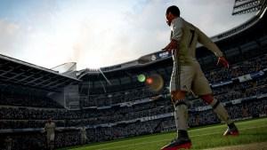 Cristiano Ronaldo en FIFA 18