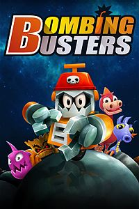 Bombing Busters Cover
