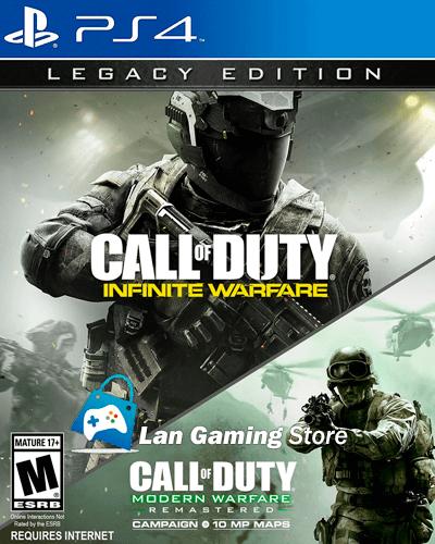 Call of Duty Infinite Warfare Legacy PS4