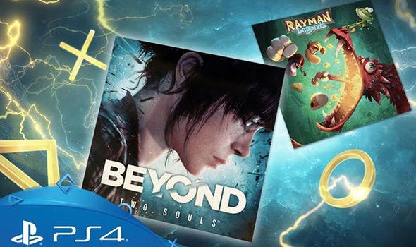 PlayStation Plus Mayo 2018