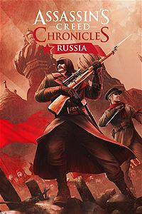 assins Creed Chronicles Russia