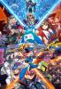 Poster Mega Man X Legacy Collection