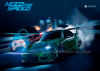 Poster Need for Speed 2015