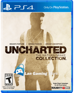 Uncharted Collection PS4
