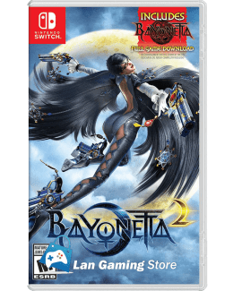 Bayonetta 2 Nintendo Switch