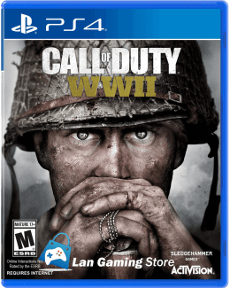 Call of Duty World at War 2 PS4
