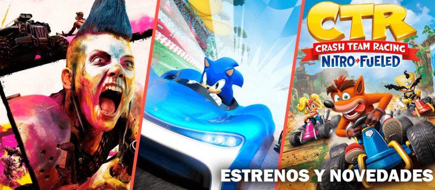 Nuevos videojuegos Mayo 2019