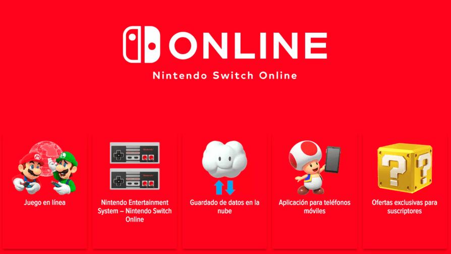 Todo lo que necesitas saber sobre Nintendo Switch Online