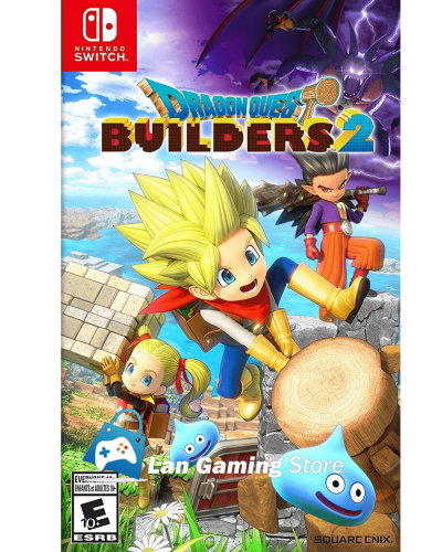 Dragon Quest Builders 2 para Nintendo Switch Nuevo y Sellado Peru