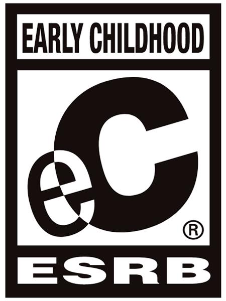 ESRB Clasificacion para niños mayores a 3 años