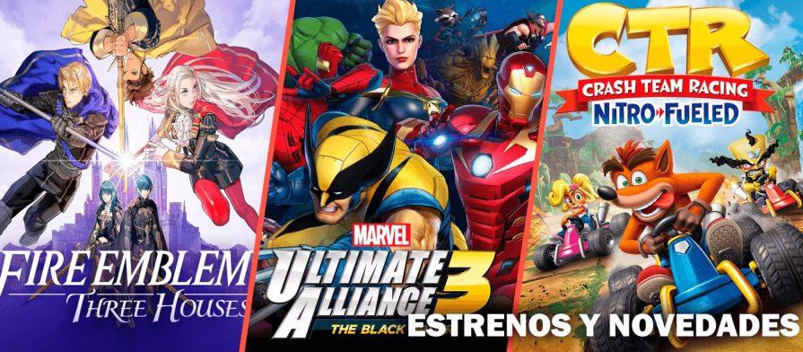 Nuevos videojuegos Agosto 2019