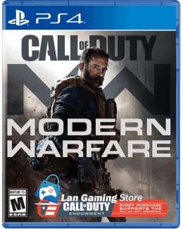 Call of Duty Modern Warfare para PS4