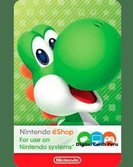 Foto de Tarjeta Nintendo eShop para cuenta de Estados Unidos