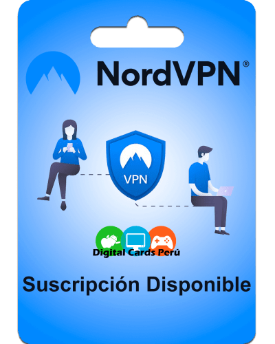 Foto Ejemplo NordVPN Suscripciones