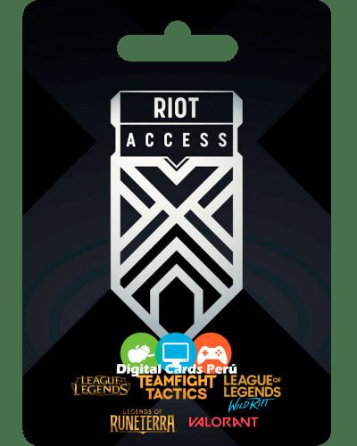 Tarjeta Base, Riot Access